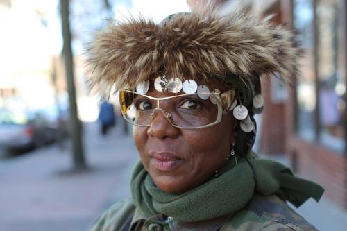"humansofnewyork:  ""I'm trying to stay on the Straight And Narrow, but I keep getting caught up in the Booga Wooga."" ""What's the Booga Wooga?"" ""Everything that's not the Straight And Narrow."" (Cambridge, MA)"