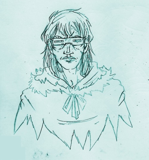 I've seen a good amount of people reblogging my Lady Commander Cold as a Lady Captain Cold, so here's the actual Captain with all her glory.