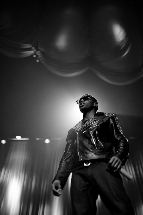 New Ryan Russell photograph: Trey Songz in Birmingham, Ala.