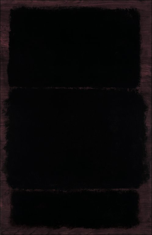 Mark Rothko: Untitled (1969)