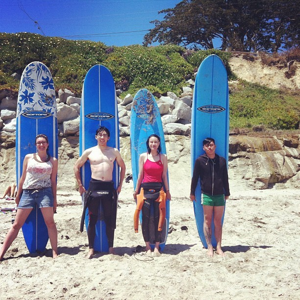 Surfer babes @manila_icecream @eatbanhmi http://bit.ly/17Ron8B