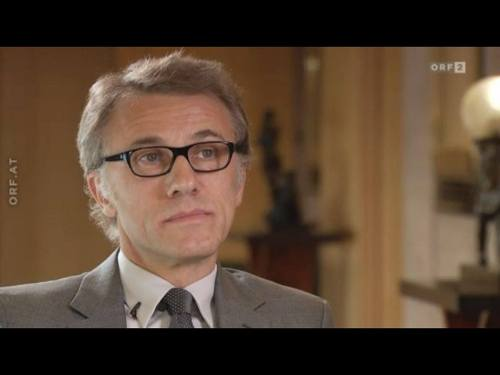 justchelsea92:  christophwaltz-italia:  dall'intervista all'emittente austriaca ORF del 20 maggio from the interview with ORF, May 20th  HOLY JESUS!