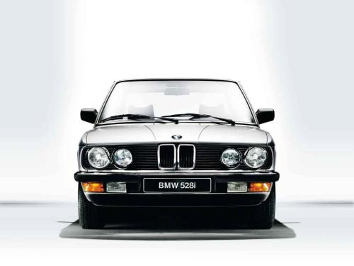 Throwback Thursday: Forever a classic - the BMW 528i.