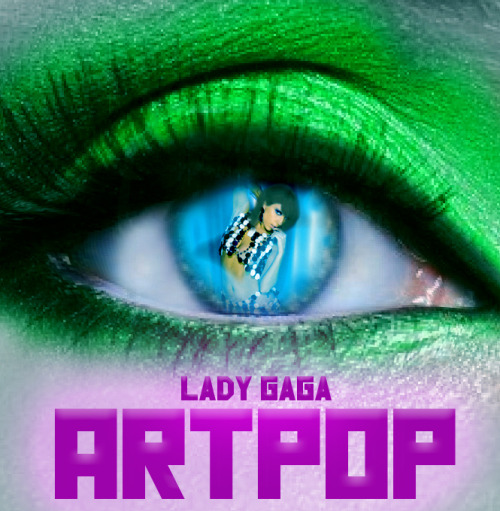 ARTPOP Album Cover.