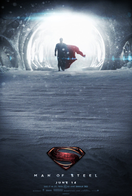 Man of Steel by Adam Hlavac