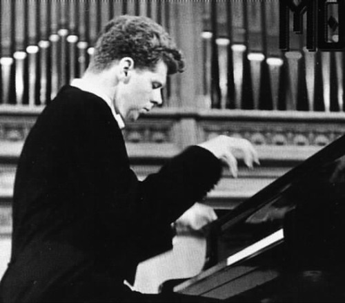 Rest in peace, Van Cliburn.