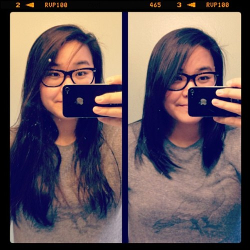 Annual haircut. ✂ #gpoy #frametastic