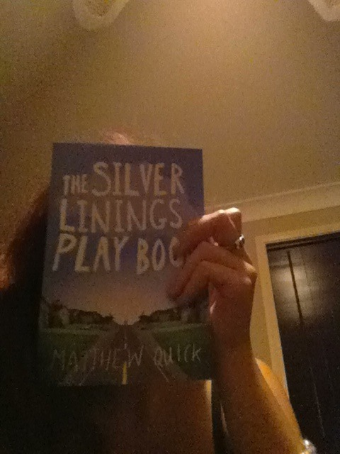 It was Silver Linings! Pretty excited to read this one/thoroughly looking forward to receiving all my other books yay!