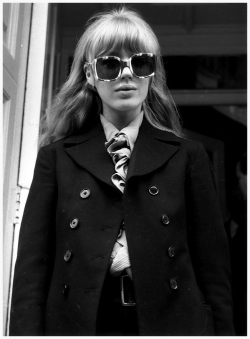 savetheflower-1967:  Marianne Faithfull (1967)