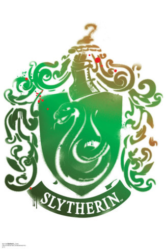 noseinabook:  YA Books for Slytherins.  These books were chosen because they feature ambitious and driven characters. The Slytherin crest was found here.