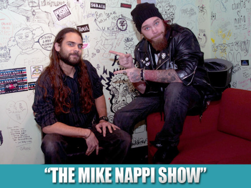 Check out The Nappi Mohawk Project now on Dobbs Radio! Click the picture to listen!