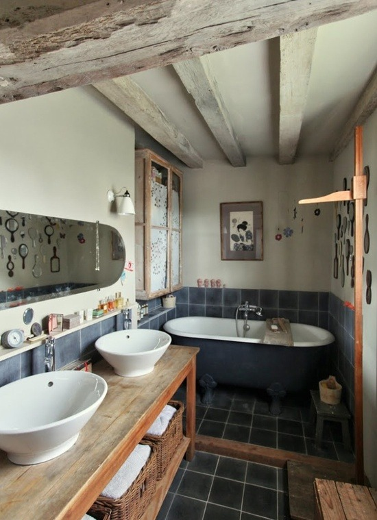 Street style fashion tips photo for Bathroom ideas old house