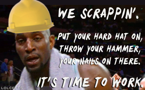 lolcelts:  SCRAPPIN' TIME