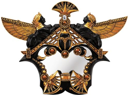 "Temple Treasure Brooch  (14""W x 1""D x 10½""H)"