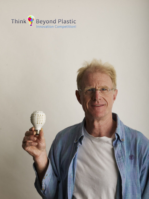 Our special guest host/Emcee for the Think Beyond Plastic event is Ed Begley, Jr.!