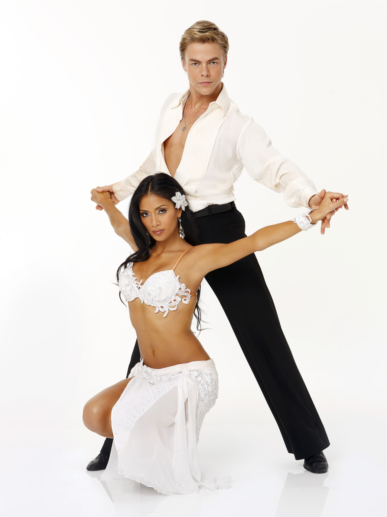 "allaboutdancepictures:  ""Pussy Cat Dolls"" Nicole Scherzinger and Derek Hough on ""Dancing With The Stars""…"