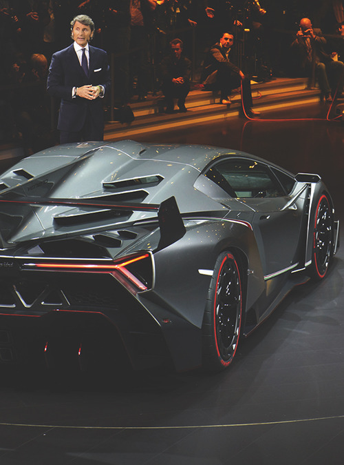 defivnce:  Lamborghini Veneno - my dream car