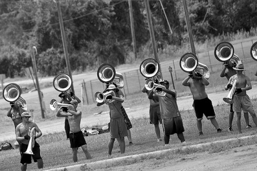 Band Camp by bwcImages on Flickr.