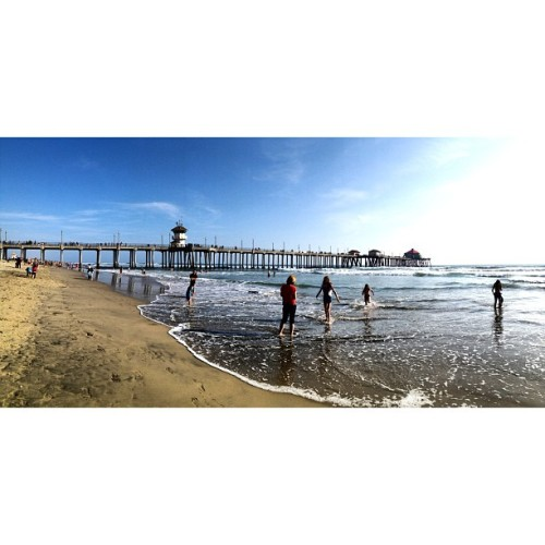 dbjxo:  Huntington Beach Pier🌴