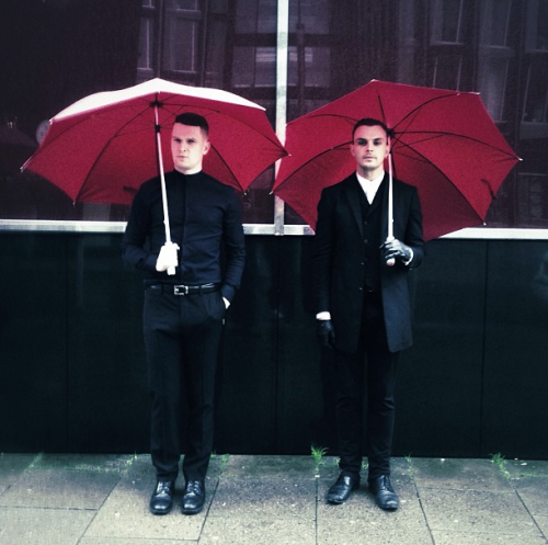 "djenna-hurts:  Theo Hutchcraft on Instagram ""Reeperbahn."""