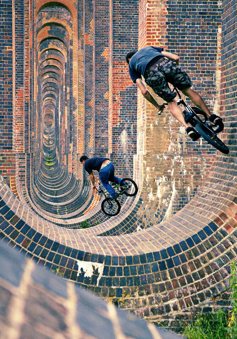 arcticsideofficial:  Infinite Bmx Art