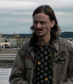 untitled on Flickr.Mackenzie Crook on The Cafe set.
