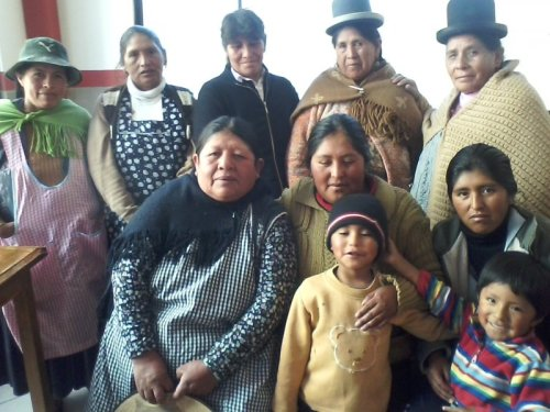 Kiva Photo - Santa Maria Group : Bolivia