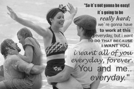 """The Notebook"" - Nicholas Sparks"