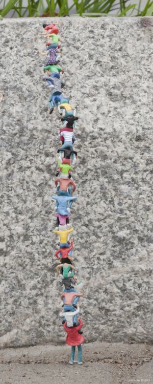 SLINKACHU - Great Wall Near Forbidden City, Beijin (China). 2012