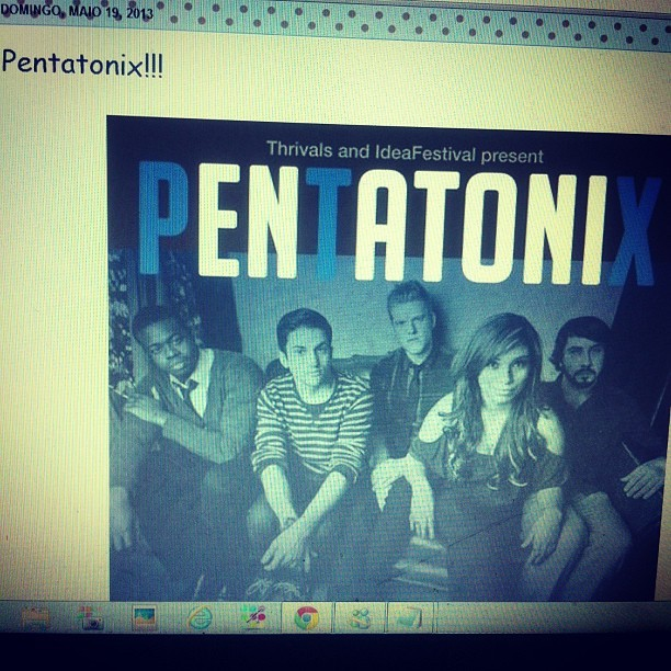 Post musical: #pentatonix  :)