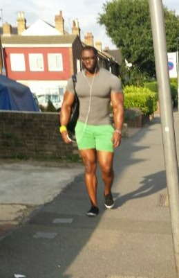 South London Summers Lol  He's back!!!
