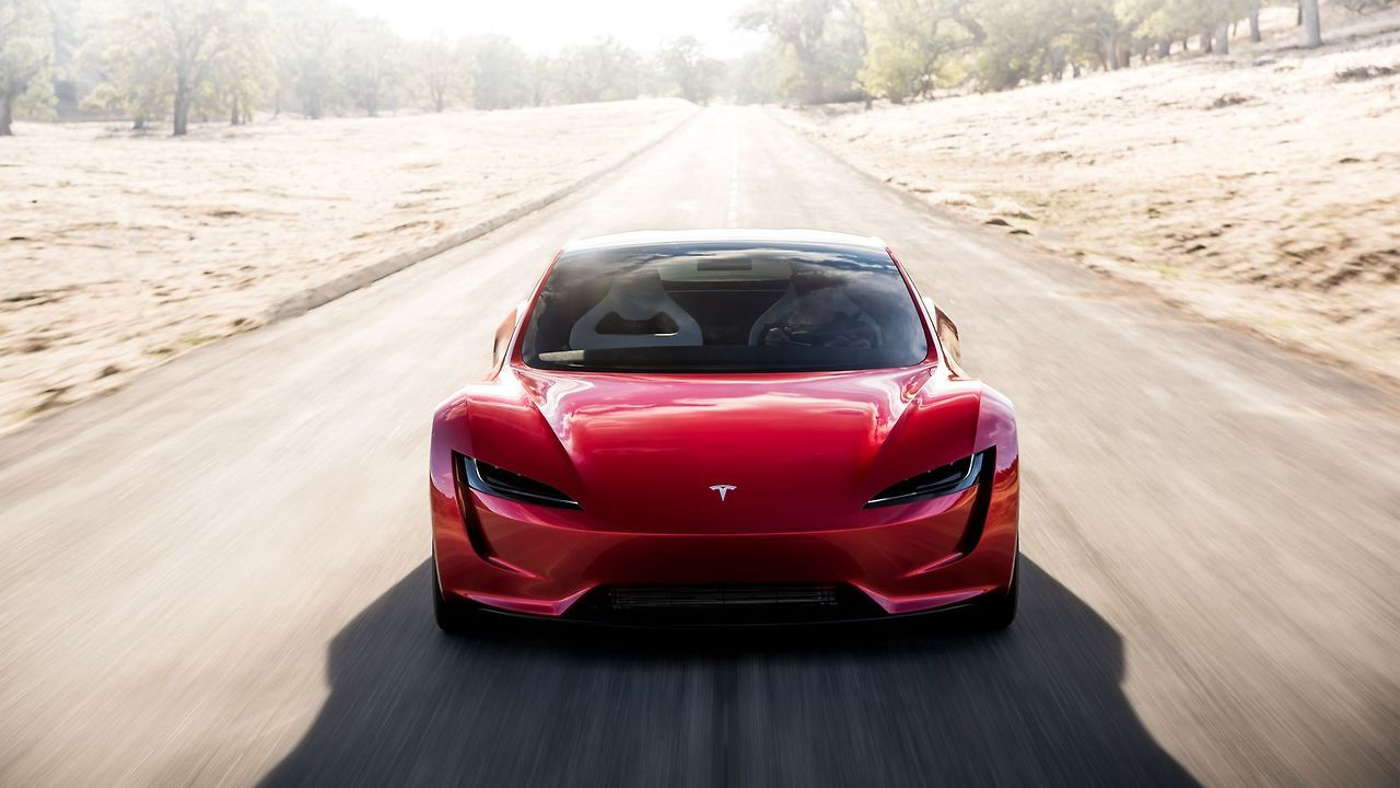 Linxspiration — Watching The New Tesla Roadster Go 0-60 in ...