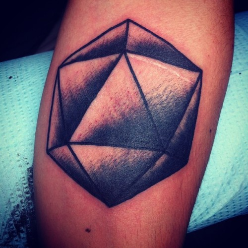 joshstephenstattoos:  The decider of fate (at Hold It Down Tattoo)  Hold It Down Tattoo 302 N. Goshen St. Ste. #100 Richmond,VA 23220 (804) 643-3696 Questions or concerns? Need to make an appointment? Give us a call or send an email.