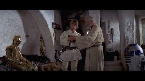 Star Wars Taulk  So, moisture farmers and Jedi wear the same robes. Is it possible that the Jedi originally came from Tatooine?
