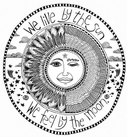love art fashion hippie hipster vintage indie moon Grunge psychedelic sun bohemian hippy Luna gypsy boho fashion boho chic boho style