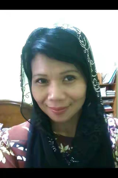 Vulgar Muslim Janda جندا ملايو براكسي ݢيره