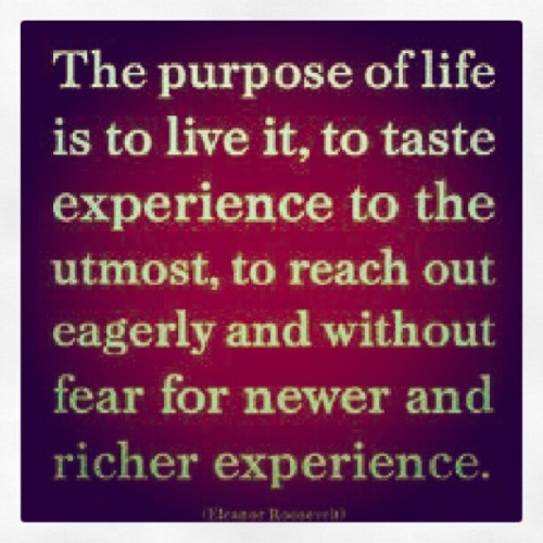 Live with Purpose, Live for a Purpose, & Live on Purpose!  #Nia #Kwanzaa