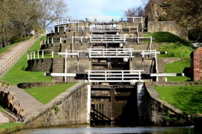 Bingley's Five-Rise LocksThis is the famous Five-Rise locks at Bingley, West Yorkshire. Situated on the Leeds-Liverpool…View Post