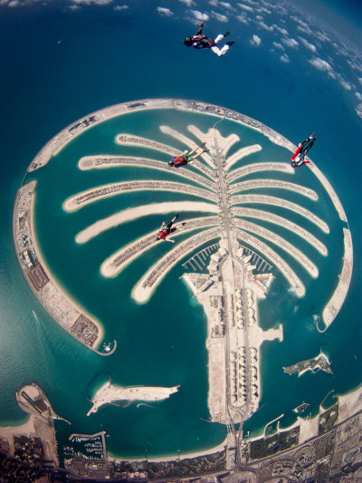 imaginationhasnolimitation:  mystic-revelations:  Skydive Dubai By Acz Photographer (France/Lille)  Wanna do this