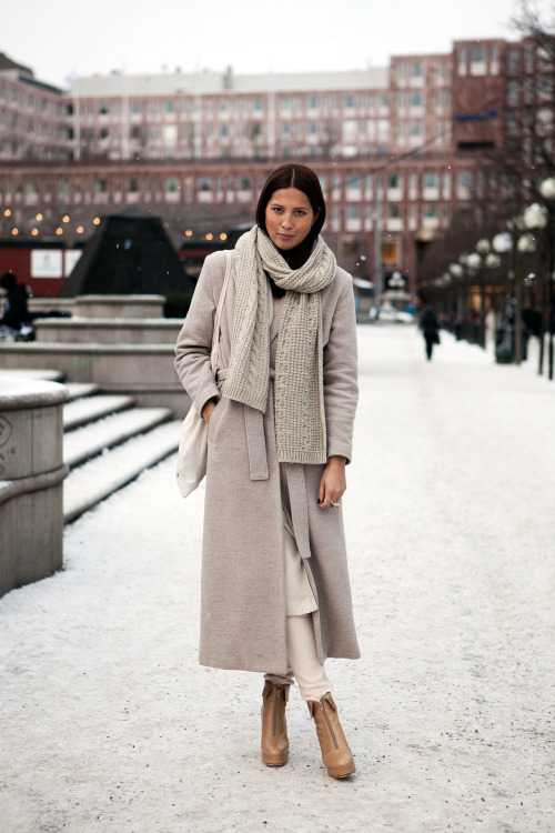 agentlewoman:  Winter in Stockholm//The Locals