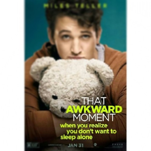 👍👍 #ThatAwkwardMoment #movie