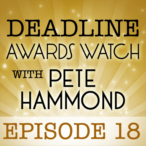 "Deadline Awards Columnist Pete Hammond sits down with me for our weekly podcast on movie and TV awards and lots else here: http://www.deadline.com/2013/03/deadline-awards-watch-the-croods-olympus-has-fallen-mad-men-pete-hammond/ This week, we talk Hollywood in the age of conglomerates; TV with a conscience and this week's notable films, including ""The Croods,"" ""Olympus Has Fallen,"" ""Admission"" and ""Starbuck.""  Pete also talks about ""Mad Men,"" whose Season 6 premiere party he attended, what to expect from this season, and what the show's Emmy prospects this year might be. Let us know what you think of the podcast."