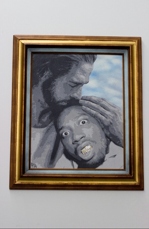 ovtlvw:  Jesus Christ of Nazareth and ODB Big Baby Jesus of The Brooklyn Zoo