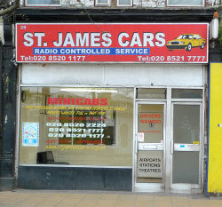 St. James Cars, St James's Street E17