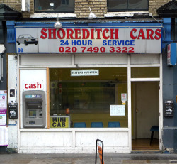 Shoreditch Cars, Old Street EC2A
