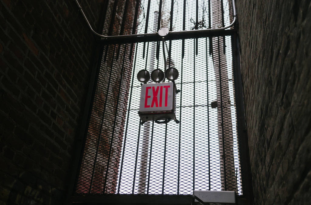 Exit  Bushwick, Brooklyn