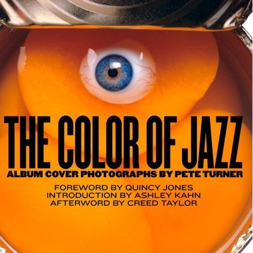 "Gotta have this amazing book! Hard to find though… ""The Color of Jazz"" by photographer Pete Turner. Beautifl album covers during the CTI period!"