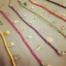 #charm #bracelets #armcandies #accessories #jewelry #diy #rainbow #fashion #igersmanila