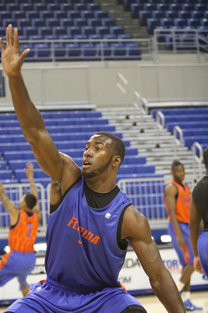 sports-studs:  Patric Young by dbadair on Flickr.