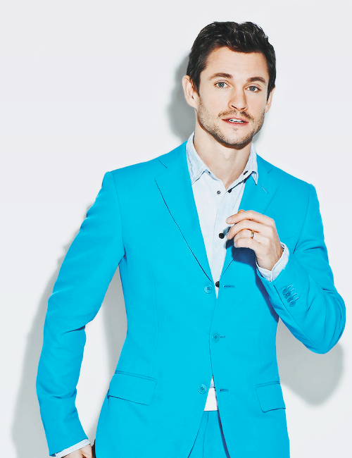 Hugh Dancy for Modern Luxury Magazines, April 1, 2012